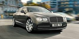 Новый Flying Spur