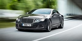 Экстерьер Bentley Continental GT Speed